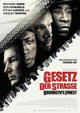 Gesetz der Straße - Brooklyn's Finest - Poster