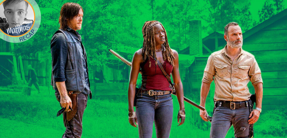 The Walking Dead - Staffel 9, Folge 1: A New Beginning