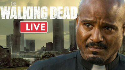 The Walking Dead: moviepilot live