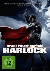 Space Pirate Captain Harlock - Poster