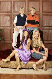 Hotel Zack & Cody - Poster