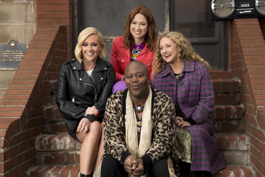 Unbreakable Kimmy Schmidt - Staffel 4 mit Ellie Kemper, Jane Krakowski, Carol Kane und Tituss Burgess