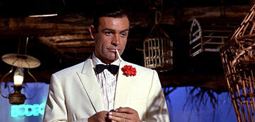 Sean Connery in James Bond 007 - Goldfinger