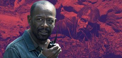 Lenny James in Fear the Walking Dead