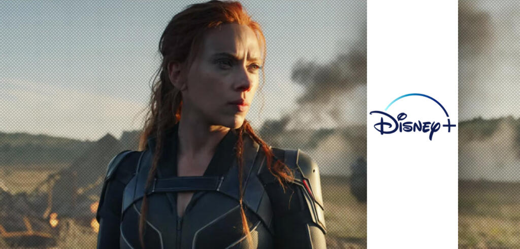 Black Widow-Verbindung in Hawkeye-Serie