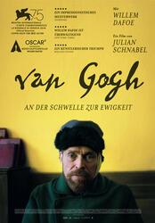 Van Gogh - An der Schwelle zur Ewigkeit Poster