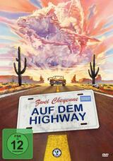 Zwei Cheyenne auf dem Highway - Poster