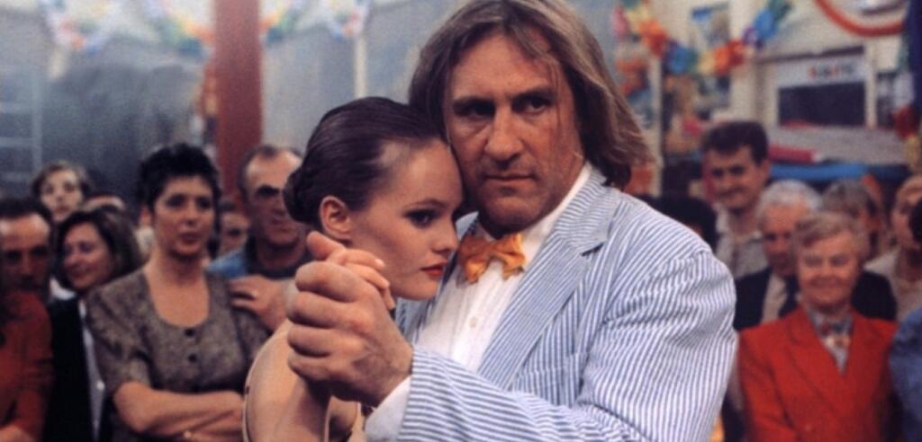 Vanessa Paradis und Gérard Depardieu in Elisa