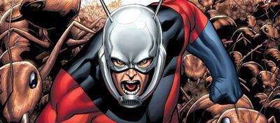 Ganz schön sauer, dass ihn keiner will: Ant-Man