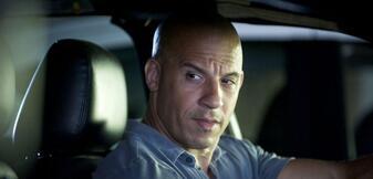 Vin Diesel, nicht mehr ganz so jung
