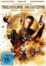 Treasure Hunters - Blood, Sand and Gold - Poster