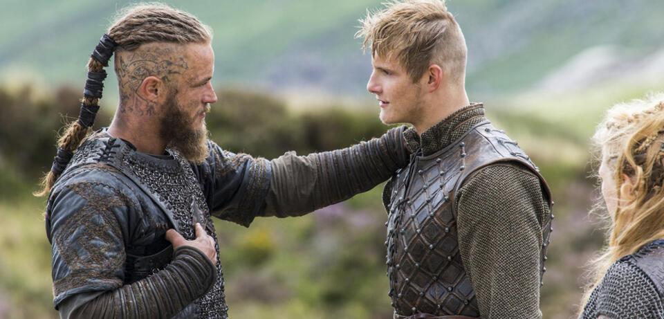 Vikings Kommen Ragnar And Lagertha Wieder Zusammen