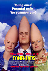 Coneheads - Poster