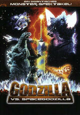 Godzilla vs. Spacegodzilla - Poster