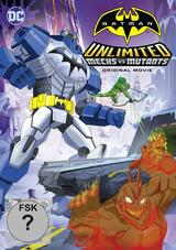 Batman Unlimited: Mech vs. Mutants - Poster