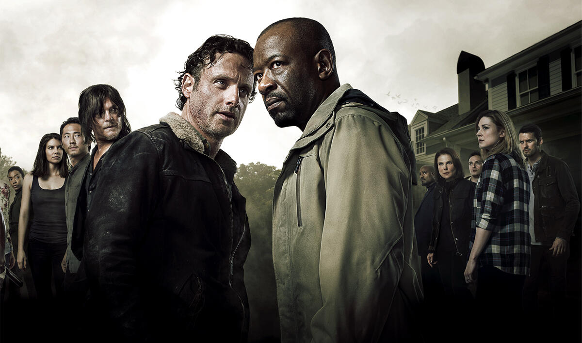 The Walking Dead Kinox Staffel 6