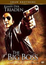 The Big Boss - Kampf der Triaden - Poster