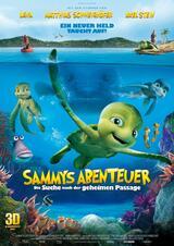 Sammys Abenteuer - Die Suche nach der geheimen Passage - Poster