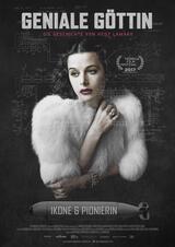 Geniale Göttin - Die Geschichte von Hedy Lamarr - Poster