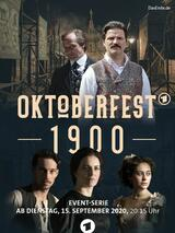 Oktoberfest 1900 - Poster