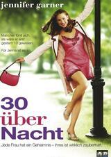 30 über Nacht - Poster