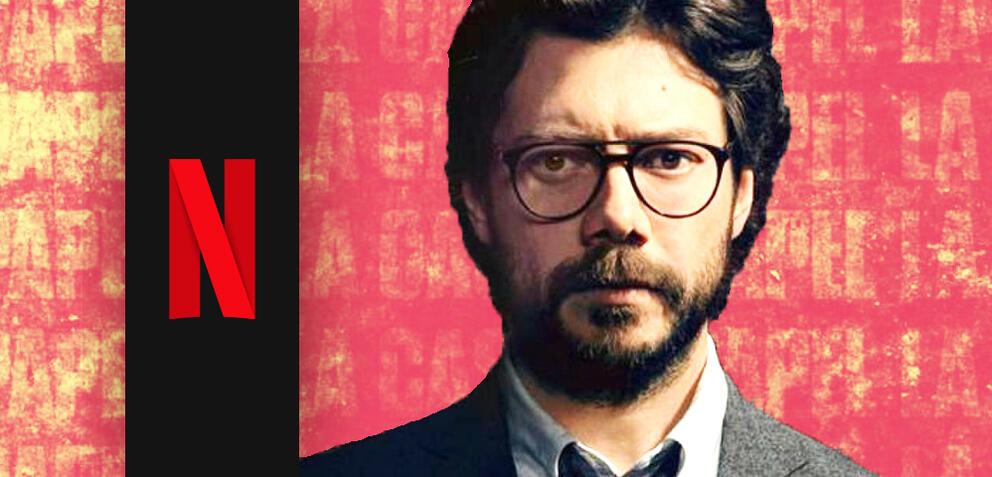 Haus des Geldes: Der Professor und seine Brille in Staffel 4