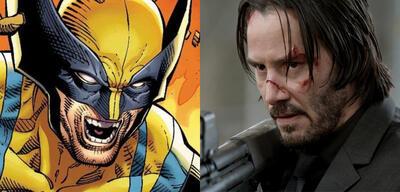 Wolverine trifft John Wick