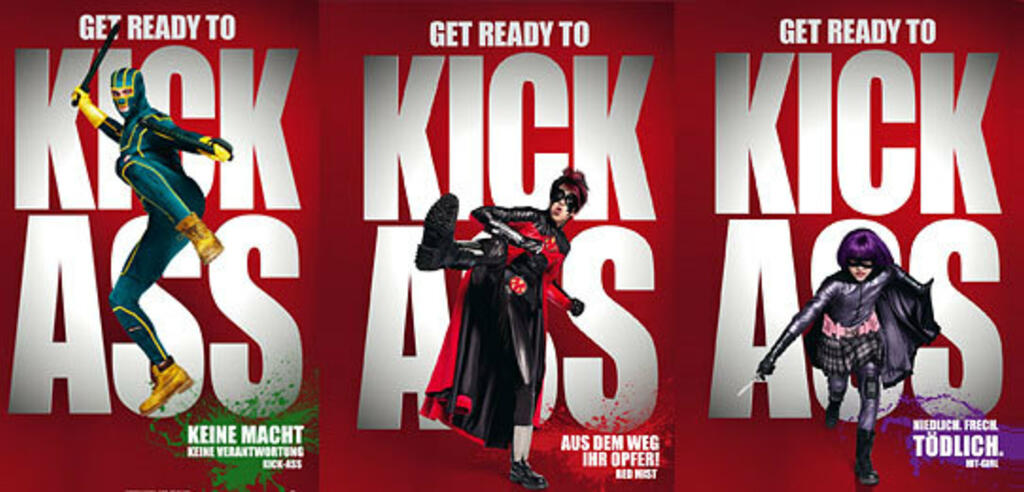 Are you ready to kick some ass?