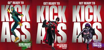 Bild zu:  Are you ready to kick some ass?