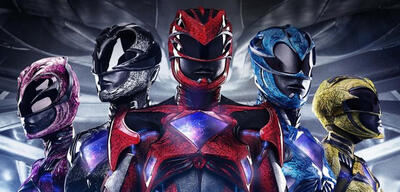 Fünf Power Rangers: Together we are more