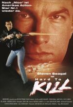 Hard to Kill Poster