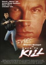Hard to Kill - Poster