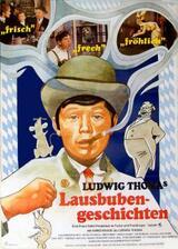Lausbubengeschichten - Poster