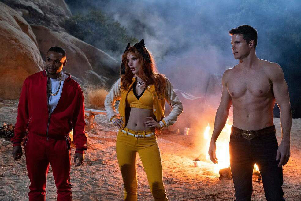 The Babysitter: Killer Queen mit Robbie Amell, Bella Thorne und Andrew Bachelor