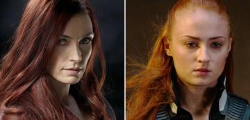 X-Men: Jean Grey alt und jung