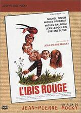Der rote Ibis - Poster