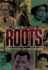Roots: Die nächsten Generationen - Poster