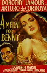 A Medal for Benny - Poster