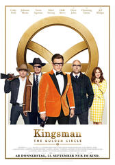 Kingsman 2 - The Golden Circle