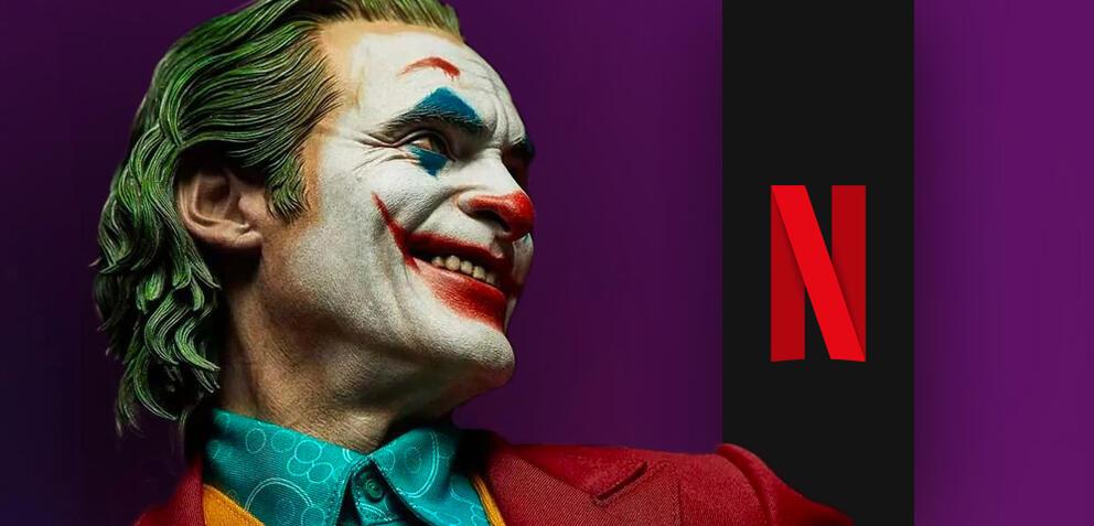 Nei bei Netflix: Joker