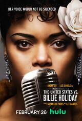 The United States vs. Billie Holiday - Poster