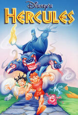 Disneys Hercules - Poster