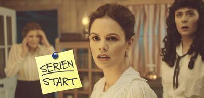 Elisabeth Olsen, Rachel Bilson und Rooney Mara in Drunk History, Staffel 4