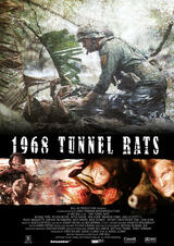1968 Tunnel Rats - Poster