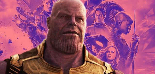 Avengers 4 Dieses Poster Für Endgame Soll Zeigen Wie Thanos