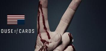 Bild zu:  Im Februar kommt die 2. Staffel von House of Cards