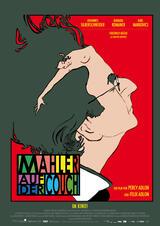 Mahler auf der Couch - Poster