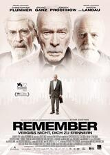 Remember - Poster