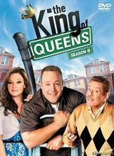 King of Queens - Staffel 8 - Poster