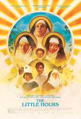 The Little Hours - Poster